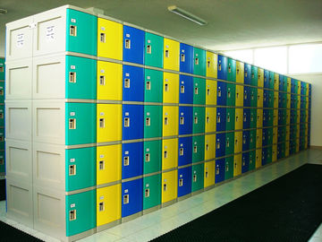 ABS Plastic Mobile Phone Lockers Smart and Safe With SGS Certified